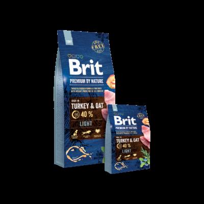 Brit Premium by Nature Light kutyatáp