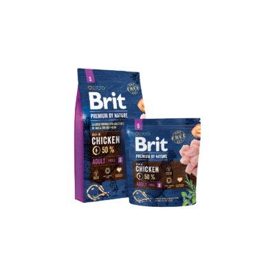 Brit Premium by Nature Small Adult 8 kg