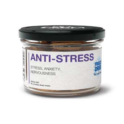 PFF Antistressz jutalomfalat 50g