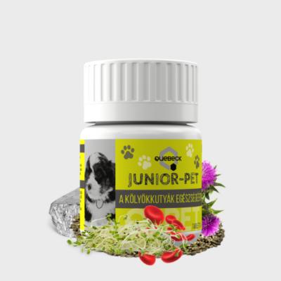 Quebeck Junior-PET tabletta