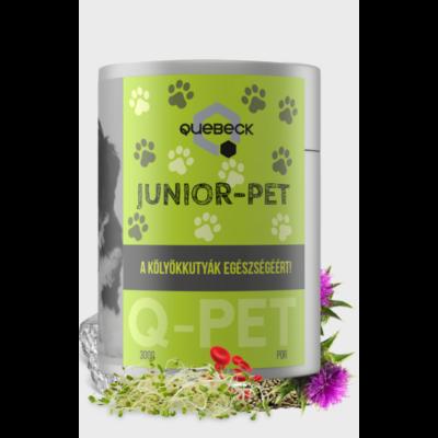 Junior-PET egészségmegörző táplálékkiegészítő kölyökkutyák részére