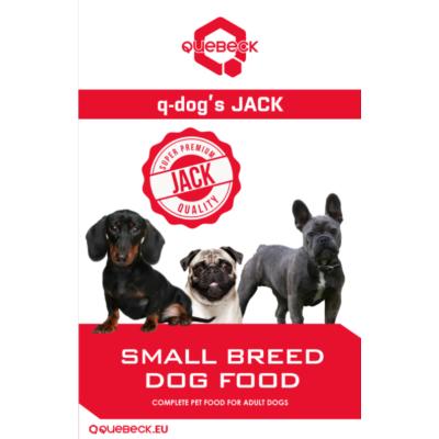Quebeck q-dog's JACK kutyaeledel