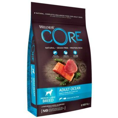 Wellness Core Dog Adult Ocean Lazac és Tonhal 1,8kg