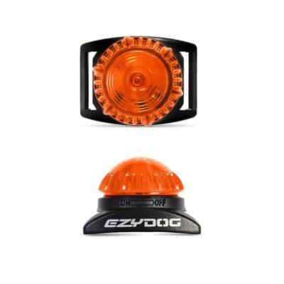 EZYDOG Adventure lámpa narancs