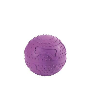 Hunter Dog toy Futterball 11,5 cm lila