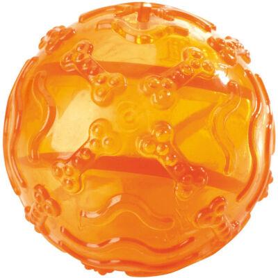Hunter Dog toy TPR Futterball 8cm narancssárga