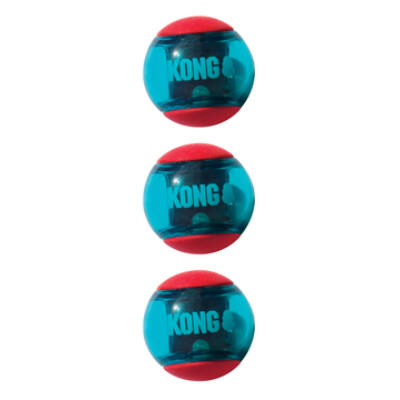 Kong Squeezz Action Red Large