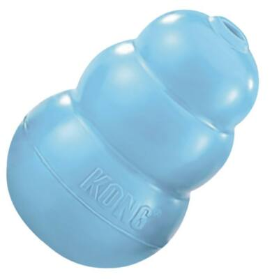 Kong Puppy S 7,6 cm kék