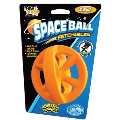 Space Ball X-ball fetch toy narancs