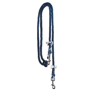 Sixfeet 4MyDog kötélpóráz hosszú kék