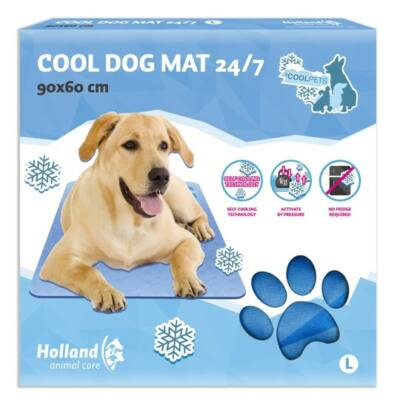CoolPets Dog Mat 40x30 cm S