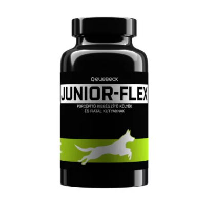 Quebeck Junior-Flex komplex összetételű porcépítő tabletta 120db