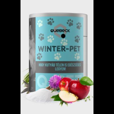 Quebeck Winter-Pet kiegészítő takarmány